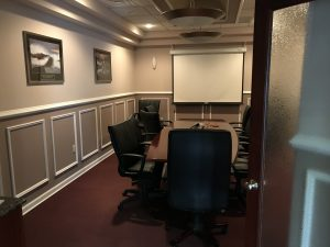 Certified Ethical Hacker (CEH) Training Room