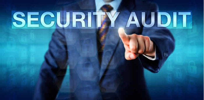 security and regulatory auditing for compliance